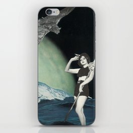 Pin-Up Witchery iPhone Skin
