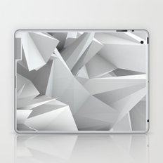 White Noiz Laptop & iPad Skin