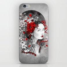 Chiharu iPhone & iPod Skin