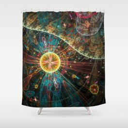 Osmosis Shower Curtain