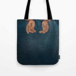 Smooth   Alexandrine Tote Bag