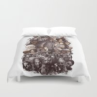 atlanta Duvet Covers featuring Atlanta by EPIK