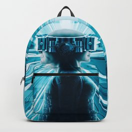 Virtual Twins Backpack