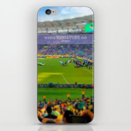 World MINIATURE Cup: Brazil iPhone Skin