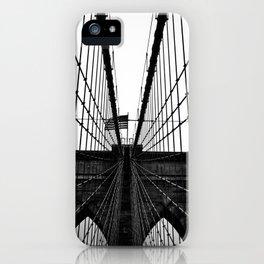 Broolyn Bridge iPhone Case