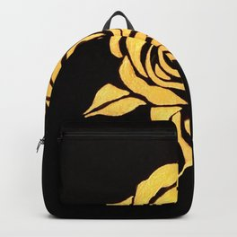 Golden Rose Backpack