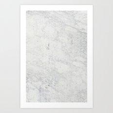 Silver 3D Art Print