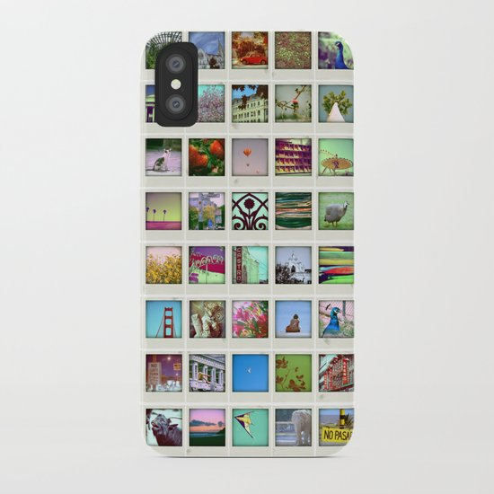 collection of moments iPhone Case