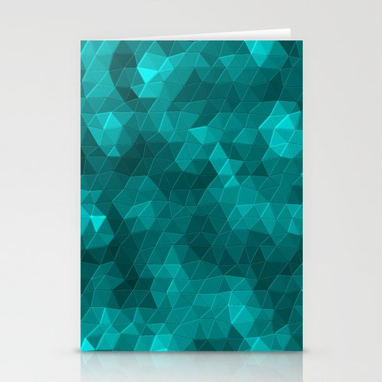 Kaleidoscope Series Crystal Stationery Cards