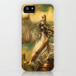Empyrial Archangel iPhone Case