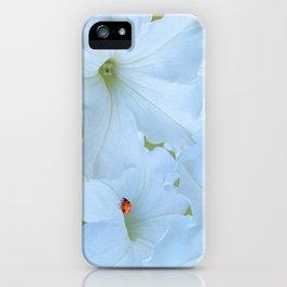 Petunias Petunias iPhone Case