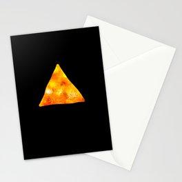 Space nacho Stationery Cards