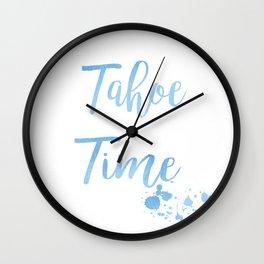 LT Splash Wall Clock