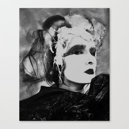 Second Skin Canvas Print