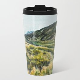 San Andreas Faultline Travel Mug
