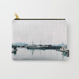 Docked in Port Carry-All Pouch
