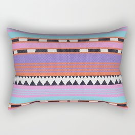 Happy Colors Rectangular Pillow