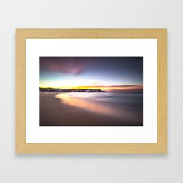 Dawn of Bondi Framed Art Print