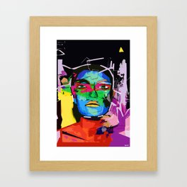 Paul(a) Framed Art Print