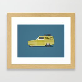 Only Fools & Horses Framed Art Print