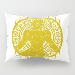 Stained Glass - Dragonball - Golden Frieza Pillow Sham