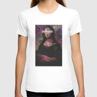 mona lisa T-shirts featuring Mona Lisa by Alberto Lorenzo