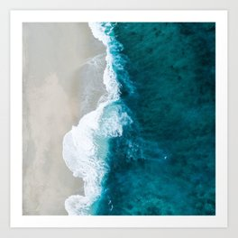 sea 2 Art Print