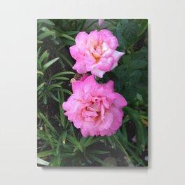 Renegade Roses I Metal Print