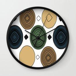 Karlie 1 Wall Clock