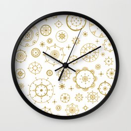 festive cycles Wall Clock