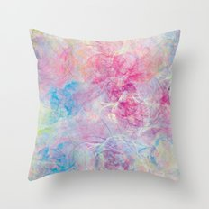 Summer Craziness 3  Throw Pillow