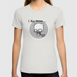 Lonely Bear is Down T-shirt