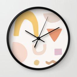 reshape Wall Clock