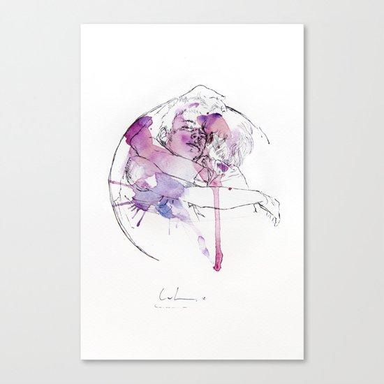 circles - brothers Canvas Print