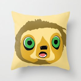 The Utility Belt 'Dun Dun DUN!' #5 Throw Pillow