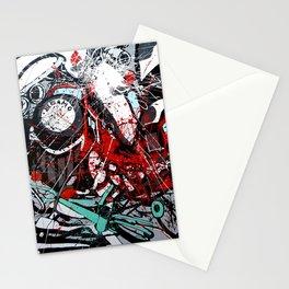 Atto di colore #4 Stationery Cards