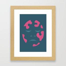 Leper Framed Art Print