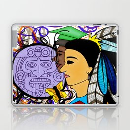 Aztec/Dream Laptop & iPad Skin