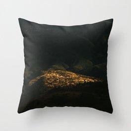 Landscape Photography by Taryn Kaahanui Throw Pillow