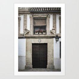 Casa Numero 2 (House Number 2) Art Print