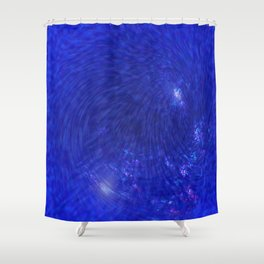 Vergessen Shower Curtain