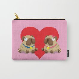 We're So Pug Together Carry-All Pouch
