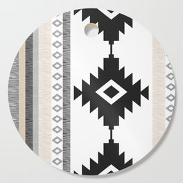 Pueblo in Tan Cutting Board