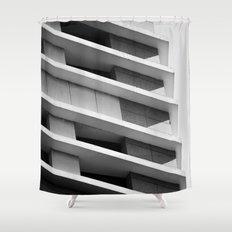 Arch-tech Shower Curtain