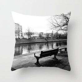 York (316) Throw Pillow