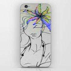 Fashion Latina iPhone & iPod Skin