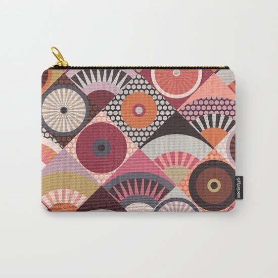 mountain berry Carry-All Pouch