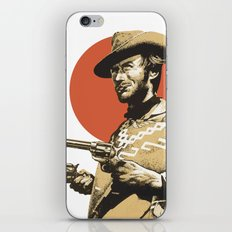 Man With No Name iPhone Skin