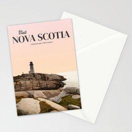 Visit Nova Scotia Stationery Cards