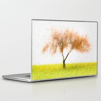 tree of life Laptop & iPad Skins featuring Life Tree by Joao Bizarro